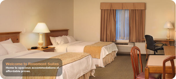 Rosemont Suites Double Double Room